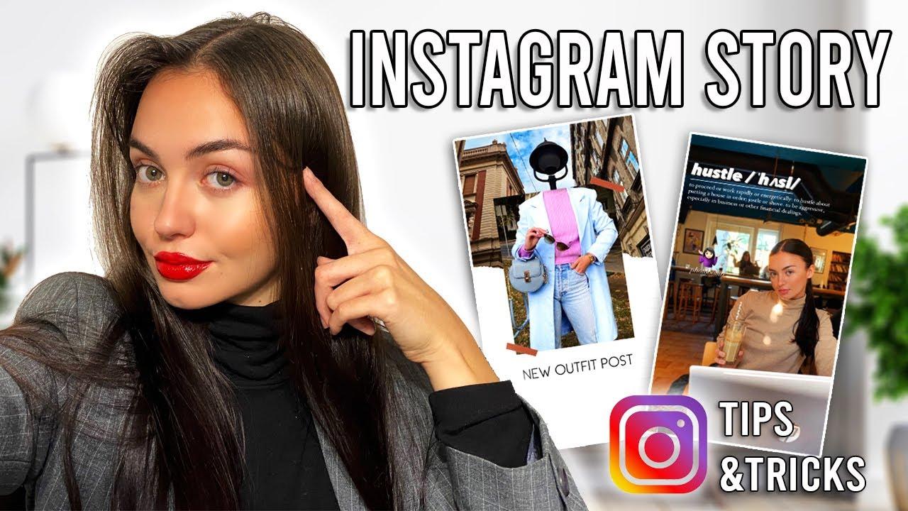 KAKO SREDITI INSTAGRAM STORY - Aplikacije i trikovi za Instagram