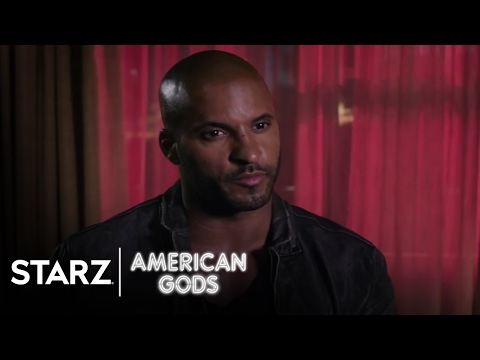 American Gods | A Storm Is Brewing | STARZ