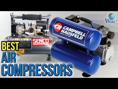 10 Best Air Compressors 2017