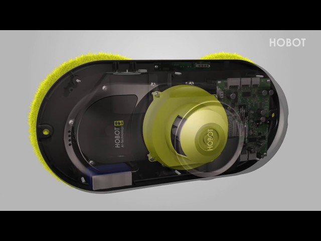 HOBOT-198 Window Cleaning Robot