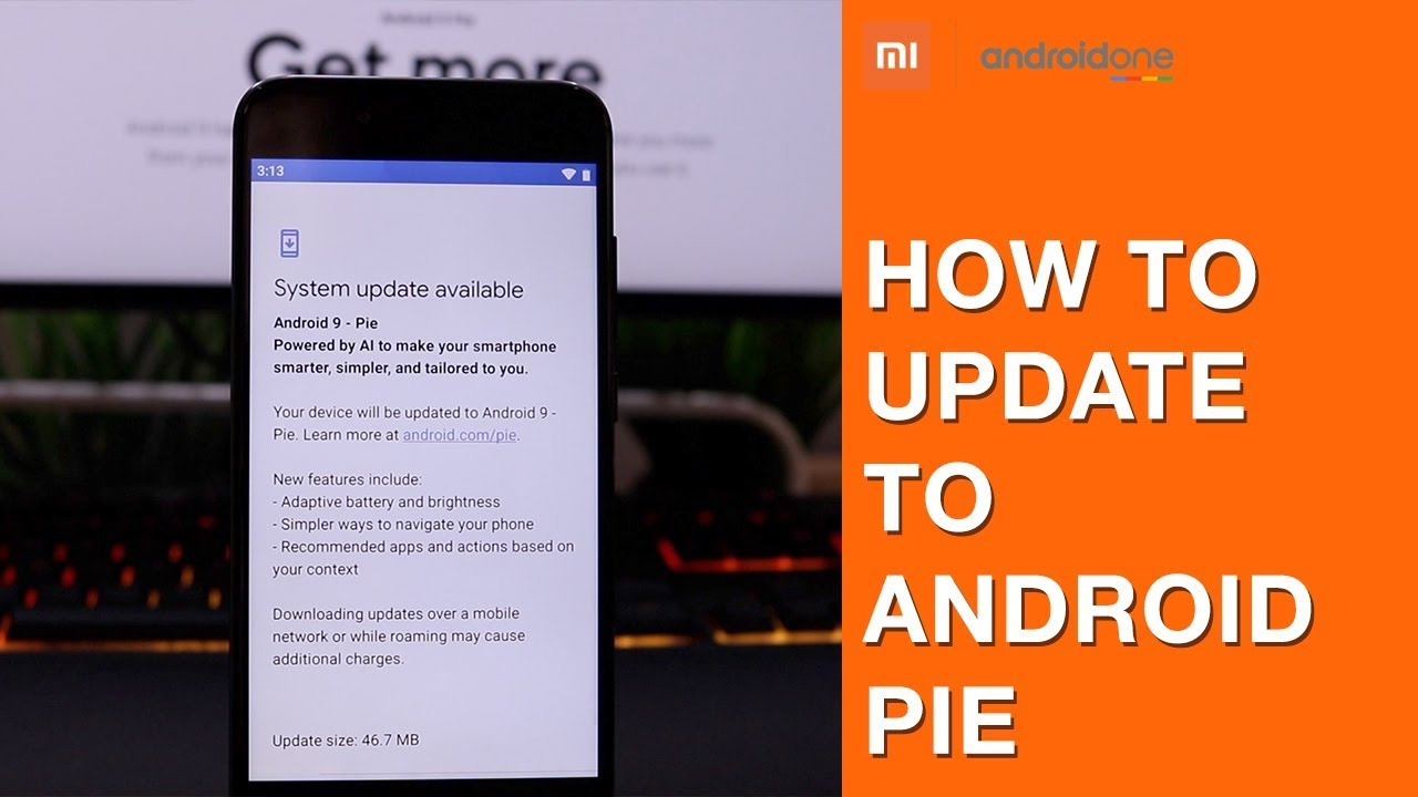 How to update Mi A1 to Android Pie without wiping data [PR 1]