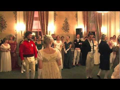 Napoleonic Ball - Regency Dances: Cotillion and Reel