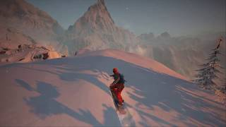 STEEP PS4 EXTREME WINTER SPORTS