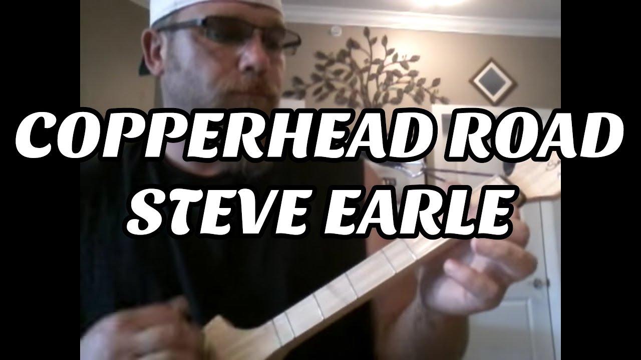 Seagull Merlin Lesson Copperhead Road By Steve Earle Youtube