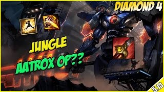 ✔ SATED DEVOURER AATROX - Full Commentary in Diamond 4 | League of Legends