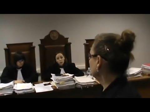 ЖЕСТЬ! Судебные приставы выгнали общественный контроль. Судебная коррупция в РФ с ведома Путина?