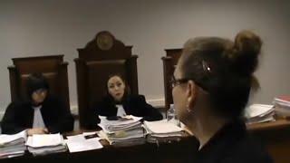 ЖЕСТЬ Судебные приставы выгнали общественный контроль Судебная коррупция в РФ с ведома Путина