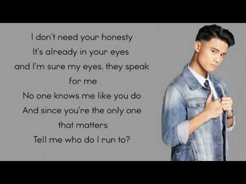 Adele - All I Ask [Lyrics][Russell Reyes Cover]