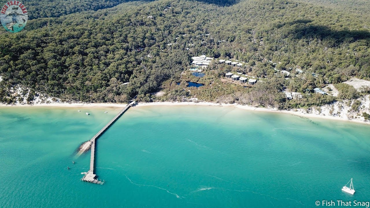 Boating to Kingfisher Bay Resort on Fraser Island - Information