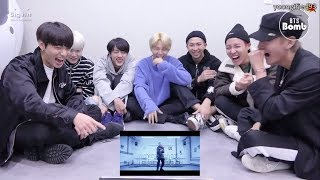[Sub español] [BANGTAN BOMB] BTS MIC Drop MV reaction