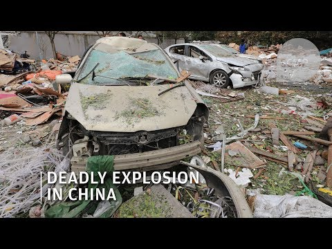 Explosion hits eastern China's Ningbo city