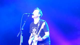 Blink-182 - She's Out of Her Mind @ Ahoy, Rotterdam, Netherlands - 26/06/2017
