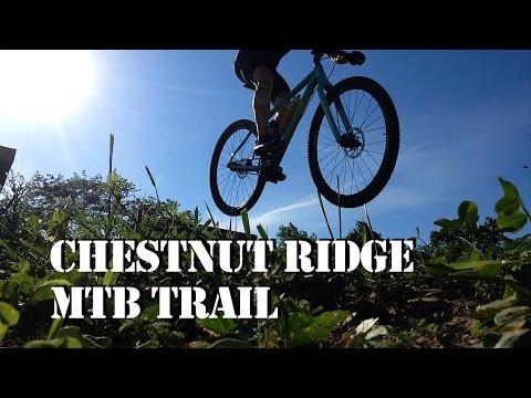 Chestnut Ridge Mountain Bike Trail Review