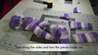 Sock Monkey DIY tutorial
