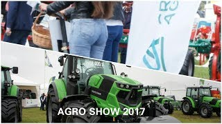 Agro Show Bednary 2017