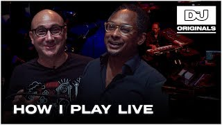 Derrick May: How I Play Live