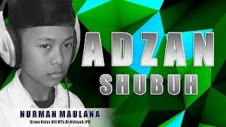 ADZAN SHUBUH MERDU SISWA MTs AL-HIDAYAH JAMPANGKULON