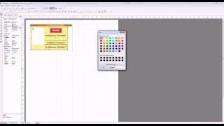 Редактирование создание шаблонов печати пропусков