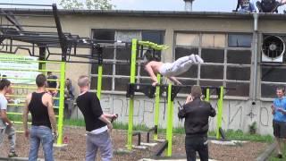 Street Workout Competition Stara Zagora - Polyan Metodiev