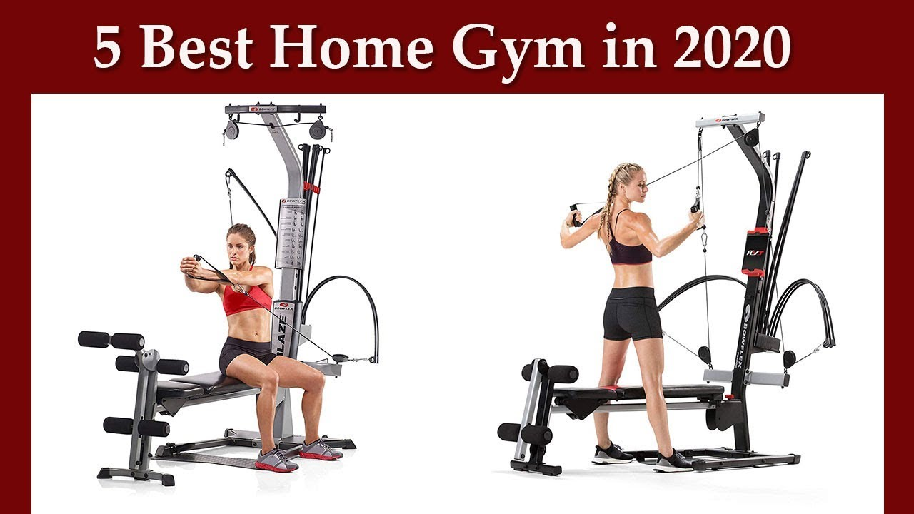 Best Home Gym 2020.5 Best Home Gym In 2020 Youtube