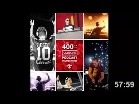 Download Tiesto Club Life 400 Episodes 4 hours 1link Mega