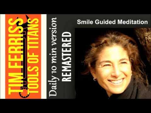 Tara Brach Smile Guided Meditation 10 Minute Daily Version