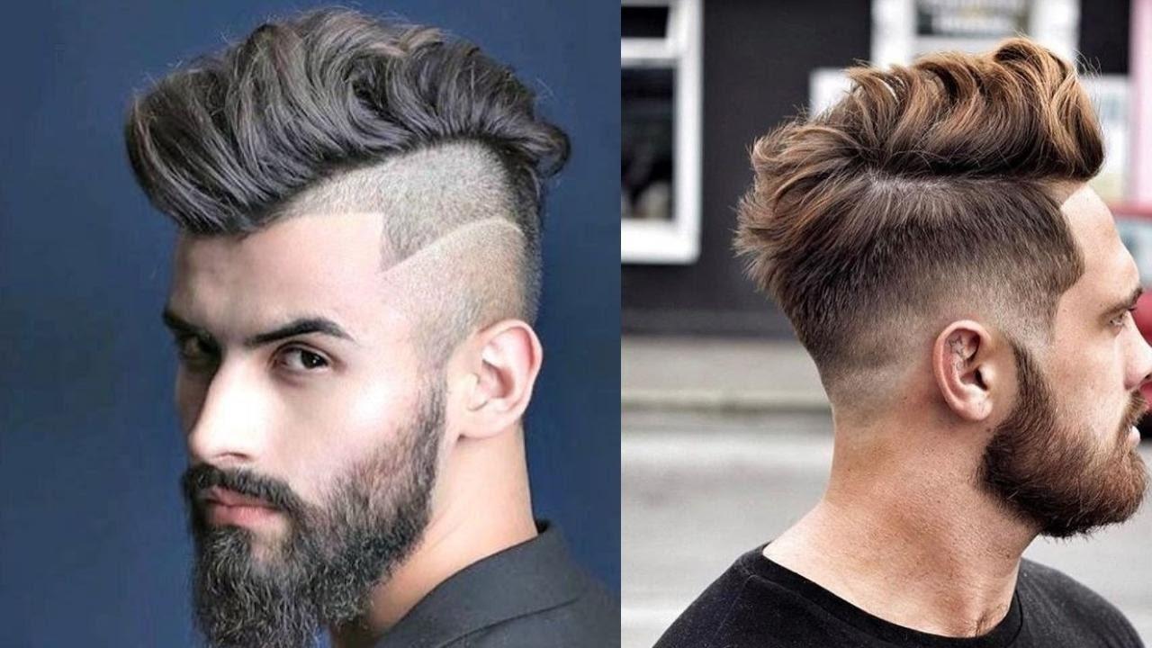 men's trendy hairstyles 2017-2018