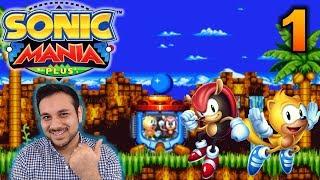 Let's Procrastinate With Sonic Mania Plus - Part 1