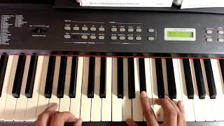 PIANO TUTORIAL Miss Sarajevo by U2 - Cover How to Play Passenger Pavarotti