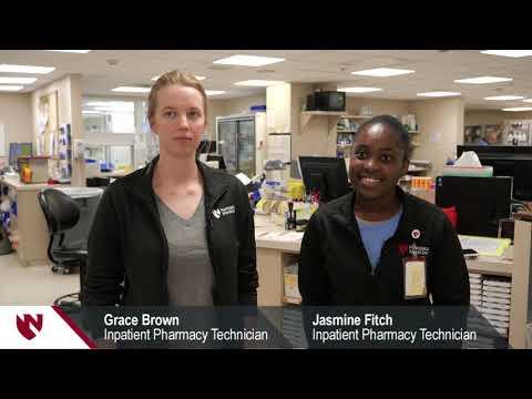 Now Hiring - Inpatient Pharmacy Technicians