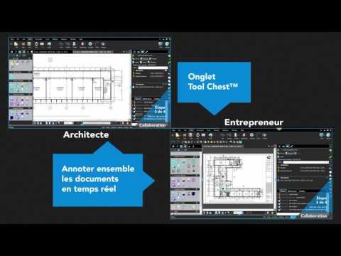 Collaboration et Revue de Projet Online avec Bluebeam Revu