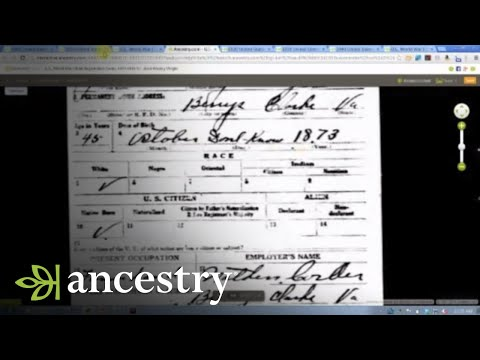 What Do I Enter Into My Family Tree? Resolving Conflicting Evidence | Ancestry