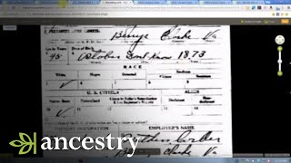 What Do I Enter Into My Family Tree? Resolving Conflicting Evidence