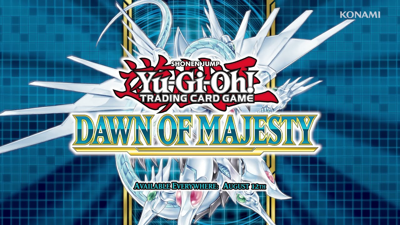 Yu-Gi-Oh! TRADING CARD GAME   Dawn of Majesty Influencer Reveals