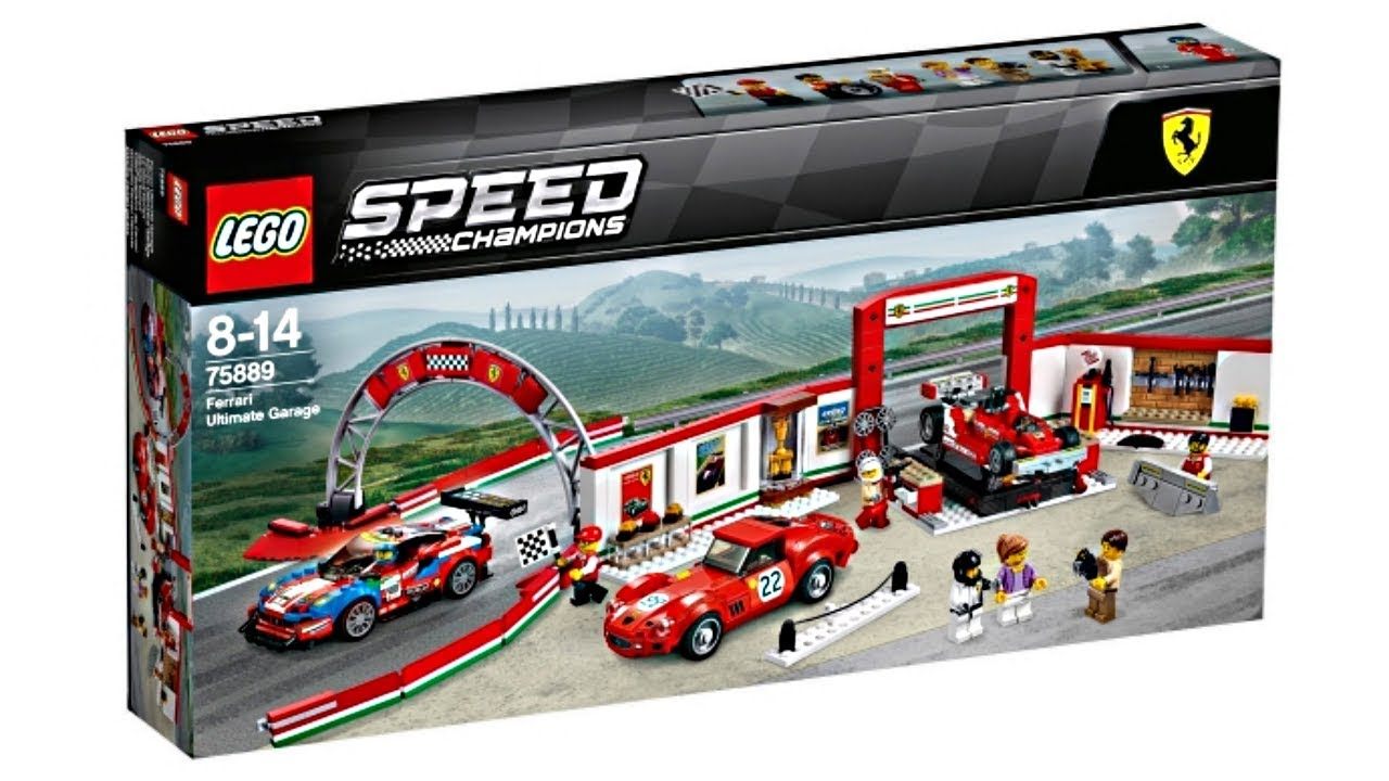 lego speed champions 2018 sets pictures youtube. Black Bedroom Furniture Sets. Home Design Ideas