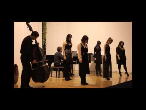 Gavrilo Milovanovic - Vizija (performed by Music Academy artists from Macedonia)