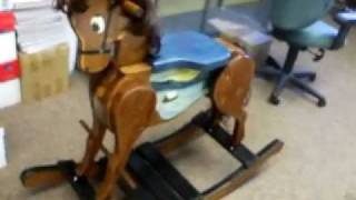 Rocking Horse..... A Gift
