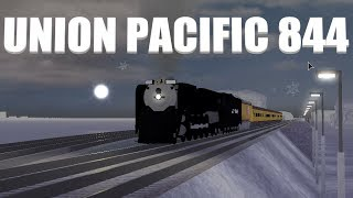 Union Pacific 844 | Rails Unlimited | Roblox