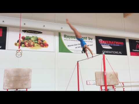 Gymnastics Training Olessya