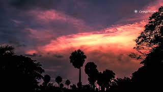 "College Portfolio Score #3: ""Sunset"" (stock footage)"