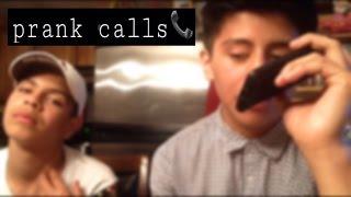 Prank calls ( GONE SEXUAL)