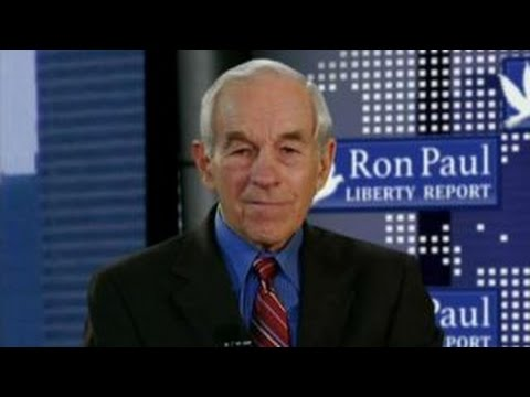 Ron Paul: Obamacare will eventually end itself