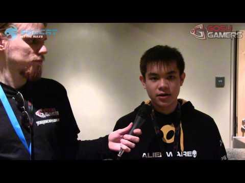 TI3 - waytoosexy interview @ Day 4