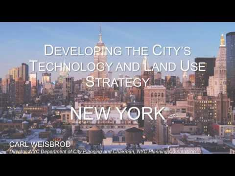 New York City Regeneration - Keynote: Carl Weisbrod, Chair, NYC Planning Commision