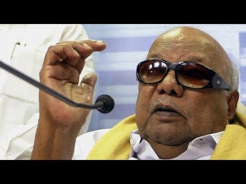 how is kalaignar karunanidhi health? Karunanidhi rushed to hospital tamil news tamil news live redpix #karunanidhi   Former Tamil Nadu chief minister and DMK patriarch M Karunanidhi was shifted to Kauvery Hospital in the early hours of Saturday after his blood pressure dropped. His condition is now stable. Crowds have gathered in large numbers outside his residence as well as the hospital. A health bulletin from the hospital stated that Karunanidhi's blood pressure has been stabilized with medical management and he is being monitored and treated by a panel of expert doctors. Friday marked 49 years of the leader taking charge as the party chief. The first leader to enter the 50th year as the president of a political party and the third chief minister of Tamil Nadu, M Karunanidhi became Tamil Nadu's CM in 1969 for the first time. He has held the position in the state five times, with the last one in 2006. The DMK patriarch retreated from mainstream politics in 2016 after being diagnosed with a drug-induced allergy and his son, M K Stalin took over as the working president of the party.   More tamil news tamil news today latest tamil news kollywood news kollywood tamil news Please Subscribe to red pix 24x7 https://goo.gl/bzRyDm  #tamilnewslive sun tv news sun news live sun news   Karunanidhi, kalaignar, karunanidhi news,how is kalaignar karunanidhi health, m karunanidhi latest news, கருணாநிதிஉடல்நிலை, is karunanidhi alive, what happened to karunanidhi health,karunanidhi flash news, tamil nadu karunanidhi news