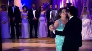 Hatem al Iraqi mother son dance
