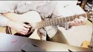 Ngây Ngô ( Hoàng Yến) guitar cover