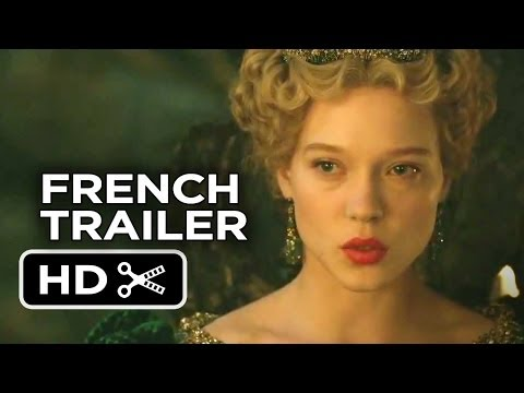 Beauty And The Beast  French  2 2014  Léa Seydoux Movie HD