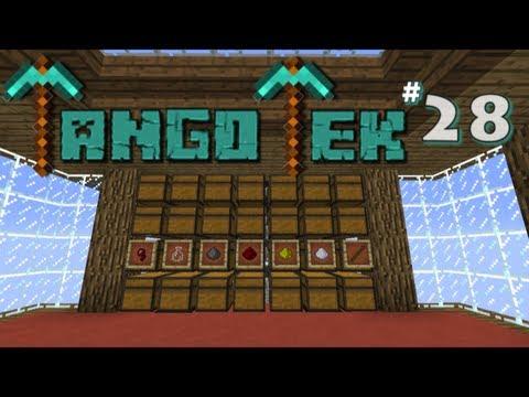 Tango plays Minecraft #28 - Eviction Notice