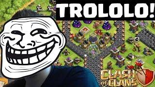 [facecam] TROLOLO STRAFE! || CLASH OF CLANS || Let's Play CoC [Deutsch/German HD]